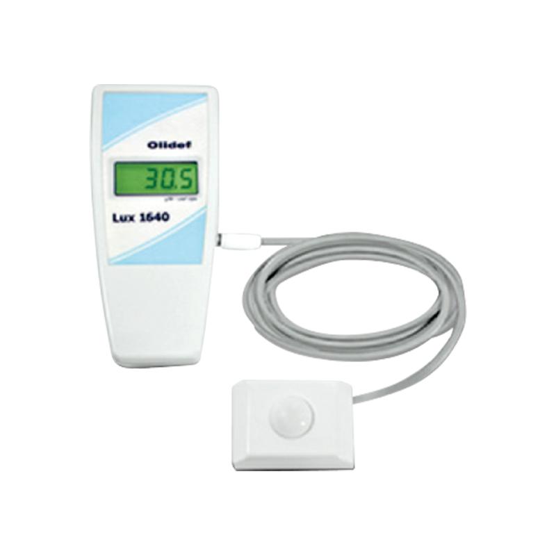 Radiómetro Lux 1640